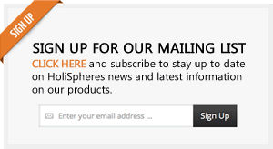 HoliSpheres Mailing List Signup