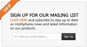 HoliSpheres Mailing List Signup